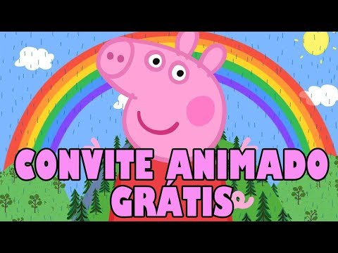 Convite Animado Como fazer