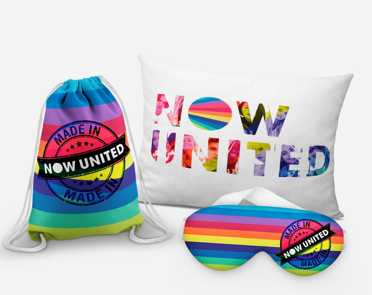 Festa do Pijama Now United