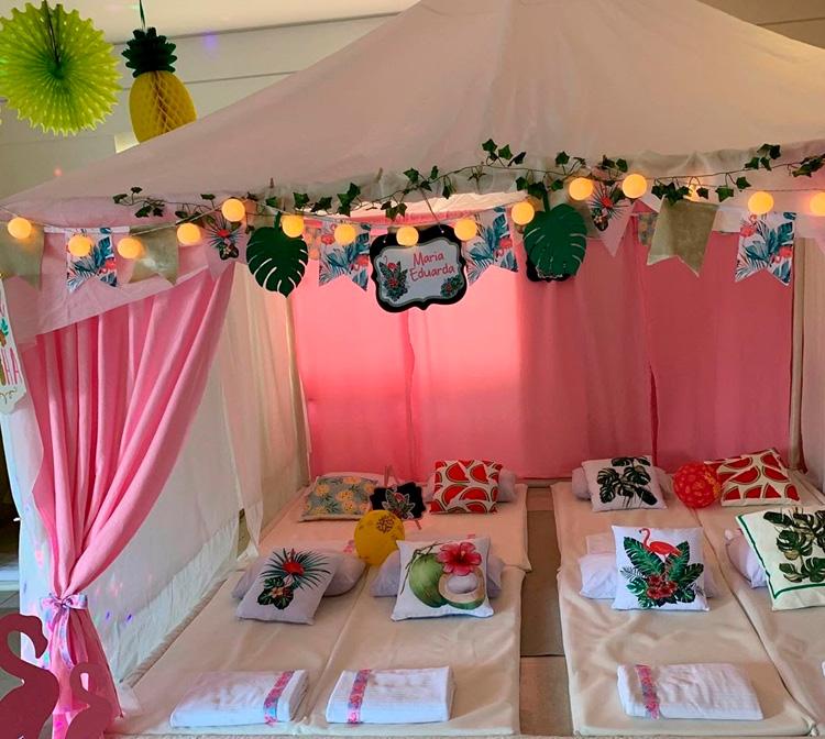 Festa do Pijama Temas