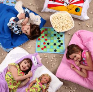 Festa do Pijama Simples