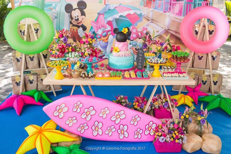 Festa pool party Infantil
