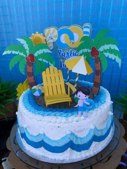 Festa pool party Masculino