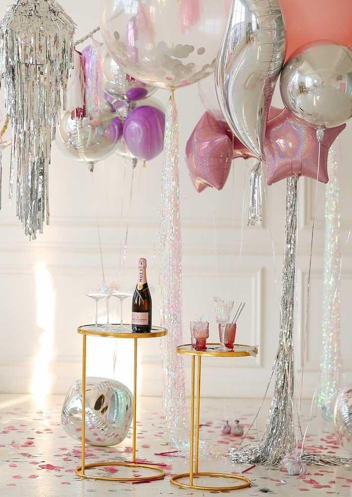 Festa Surpresa Simples Como fazer