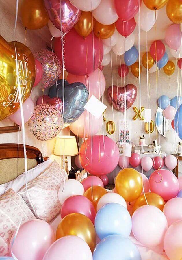 Festa Surpresa Simples Melhor amiga