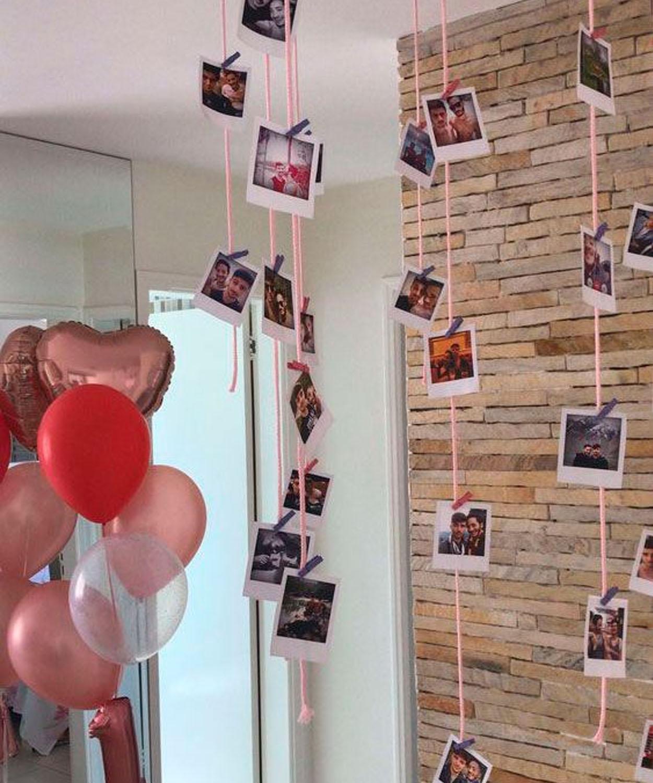 Festa Surpresa Simples Para marido