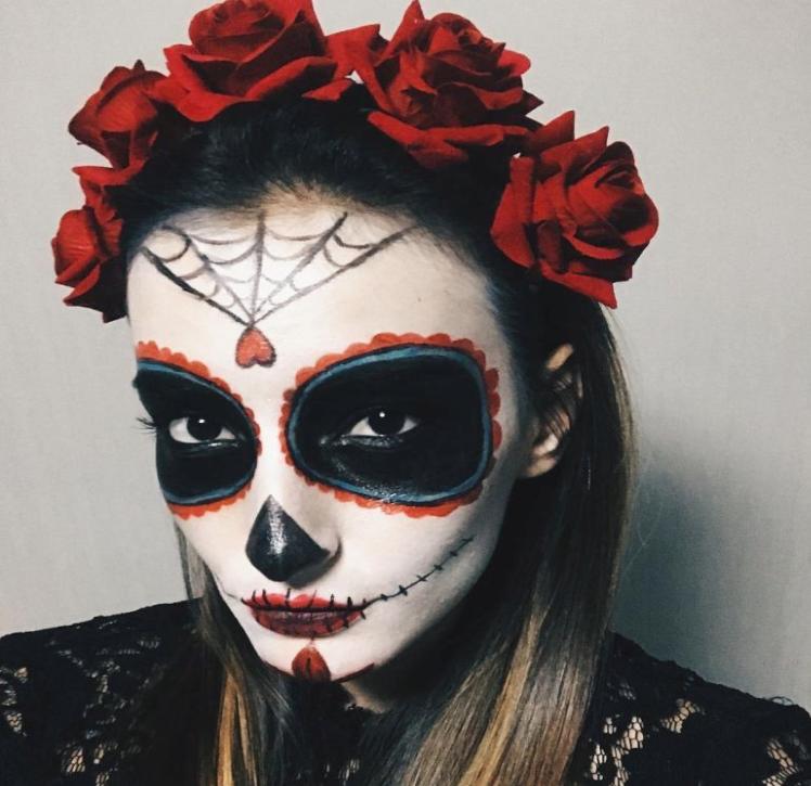 Festas Mexicanas Maquiagens