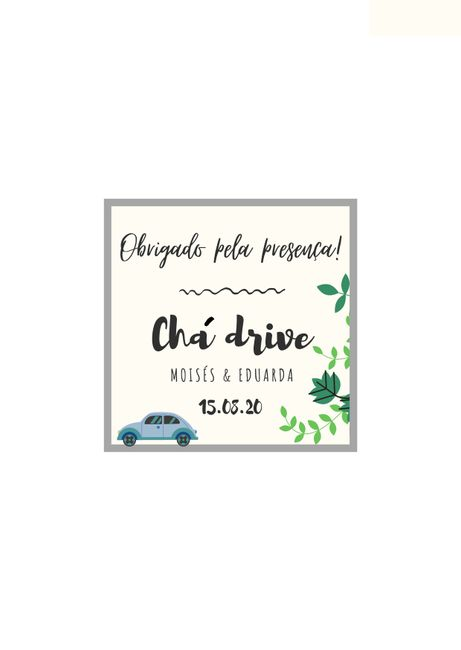Convite charreata De cozinha